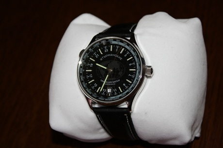 Sturmanskie Traveller Watch 24 Hour Scale 04